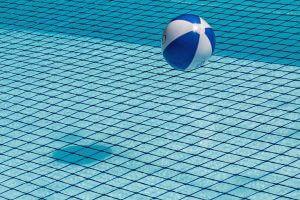 Chlor Wasser Pool